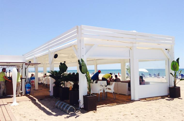 "Beach Club ""Chiringuito"""