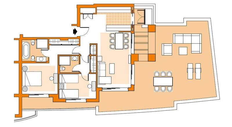 Apartment overview