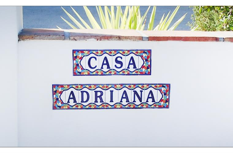 Welcome to Casa Adriana!
