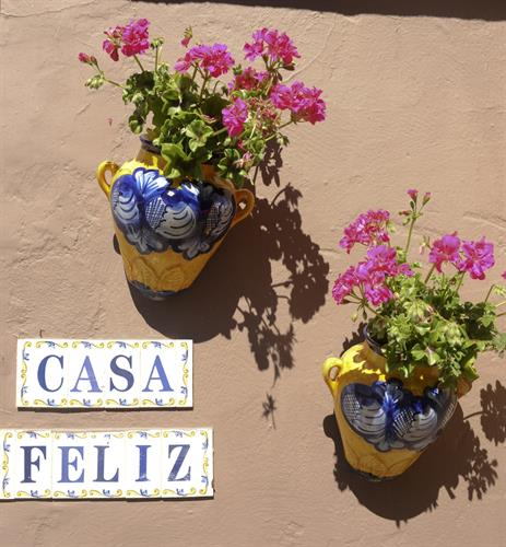 Welcome to Casa Feliz