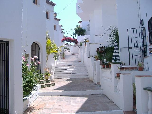 Pretty Street on Punta Lara