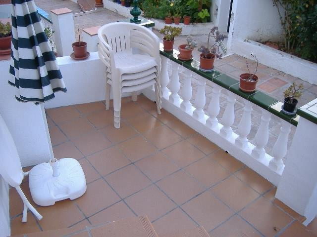 Outside Terrace