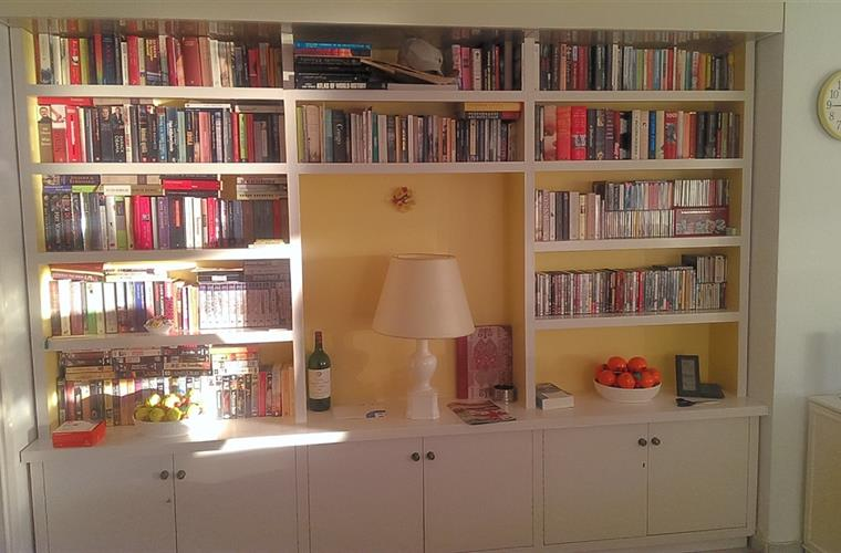 Books - Dvd's - CD's - Video's - Wine!!