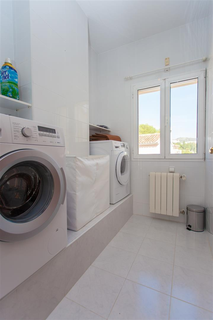 Washing machine and dryer.