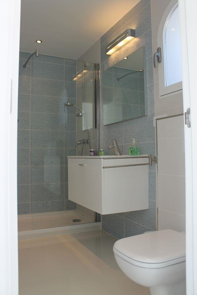Bathroom tower room, ensuite
