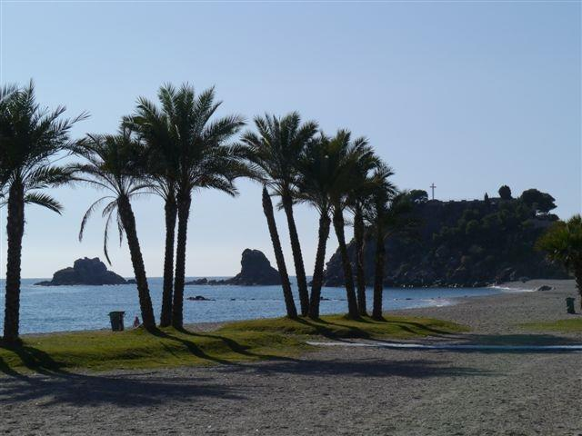 Beach of Almuñecar