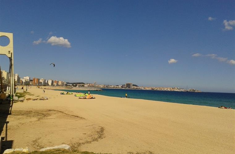 Vista playas Abril 2014
