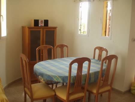 Dining area (inside)