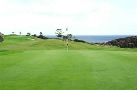 Links golf course, minutes from Apt. Views of Mediterranean