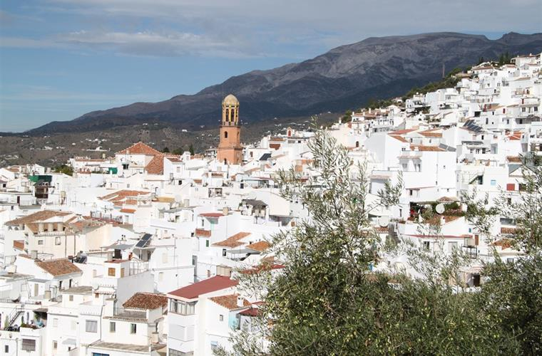 View on Competa