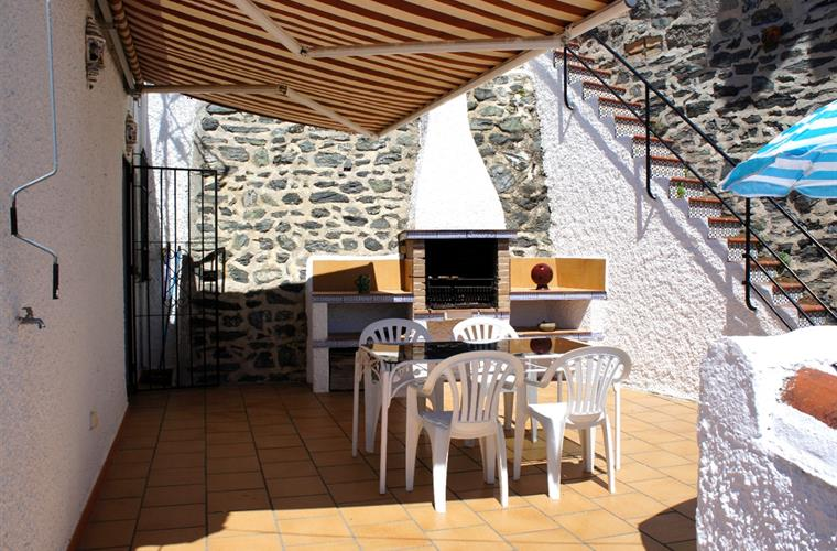 Main Terrace with BBQ