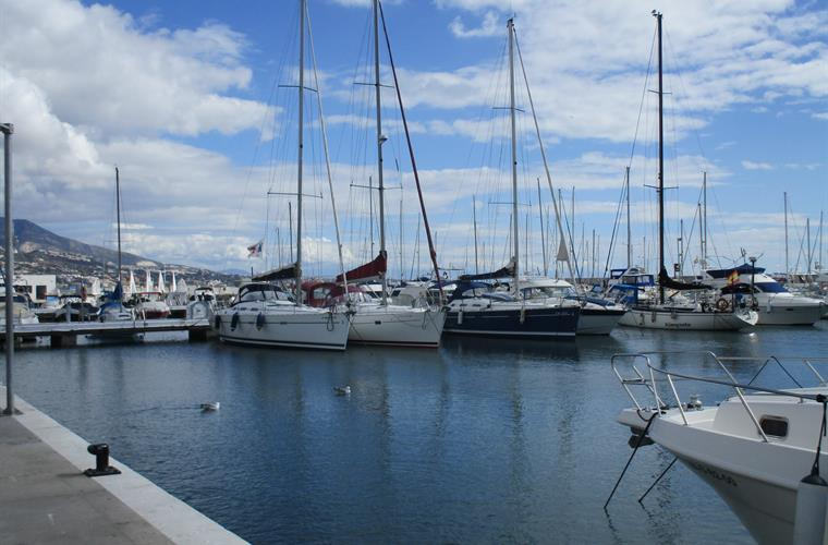 Fuengirola's port