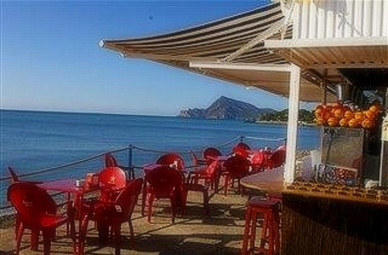Altea beach restaurant (chiringuit0)