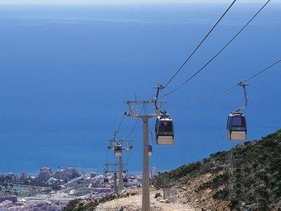 Cable car, Benalmadena