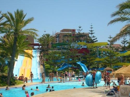 Aquapark, Mijas Costa