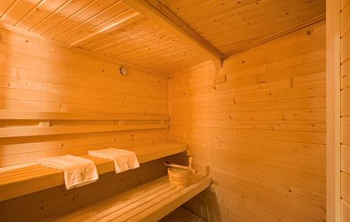 Sauna after an earnest work out in the gym?