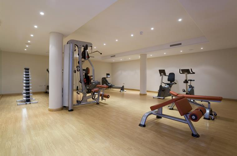 Fully equipped gymnasium with full sized Table Tennis & Saunas