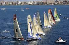 Start of Volvo Ocean race can be watched from the terraces