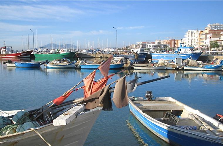 The quainy fishing village that is L'Ampolla