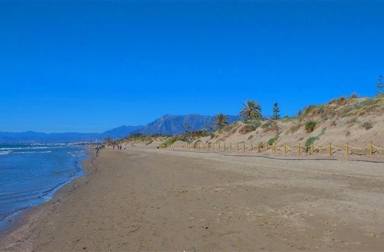 Beach of Marbella