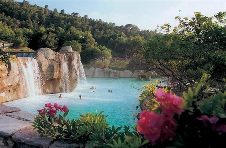 aqualandia water park, there are also other waterparks in the area