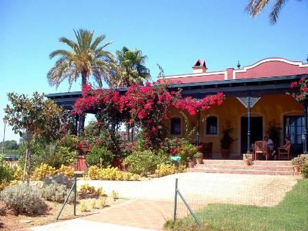 Isla Canela Golf clubhouse