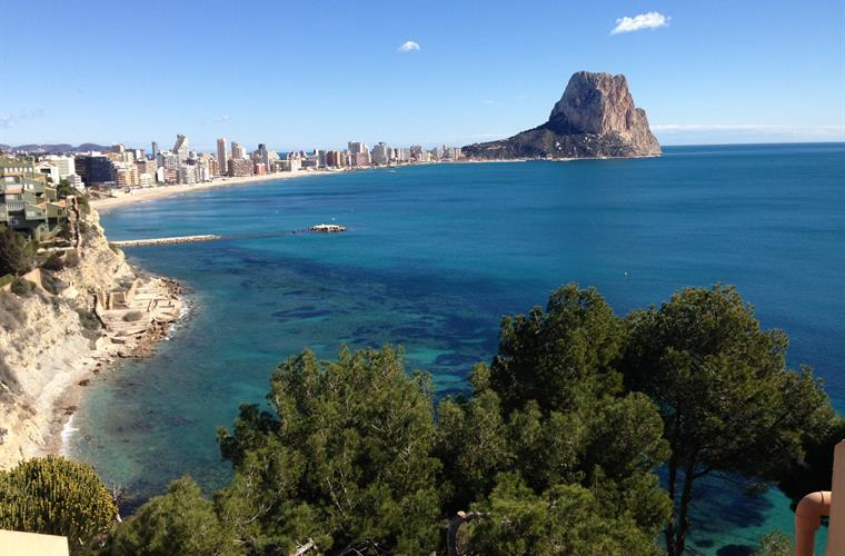Is this the best view on the Costa Blanca?
