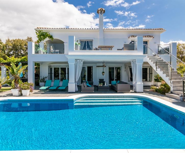 Holiday Villa For Rent In Marbella Marbella Vacation
