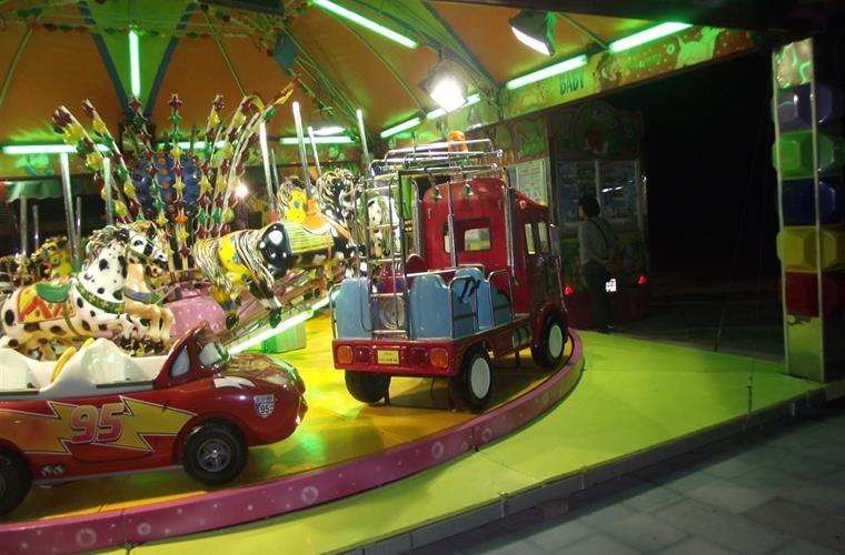 SUMMERTIME DAILY FUNFAIR