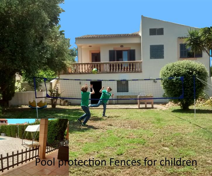 Pool protection Fences for children