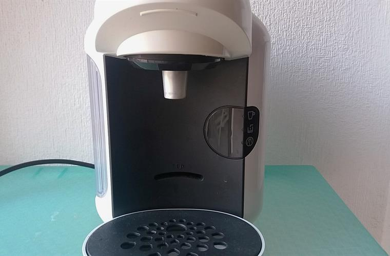 For coffe connaisseurs there is TASSIMO COFFE MACHINE