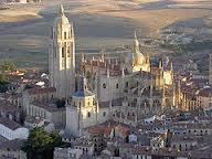Segovia´s Cathedral