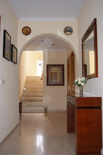 Entrance of the house