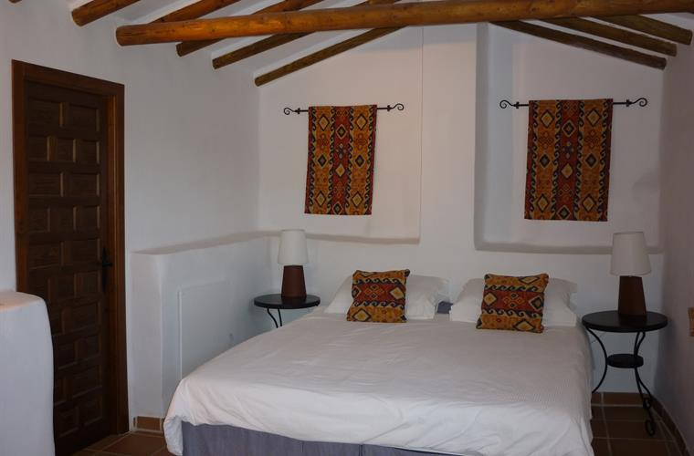 Main bedroom, Casita Liebre
