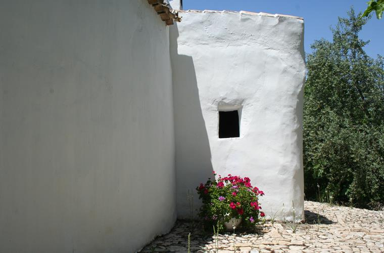 The old bread oven, Cortijo las Rosas