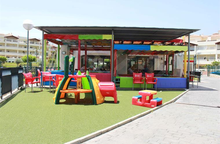 Playground at the Bil Bil Golf Club