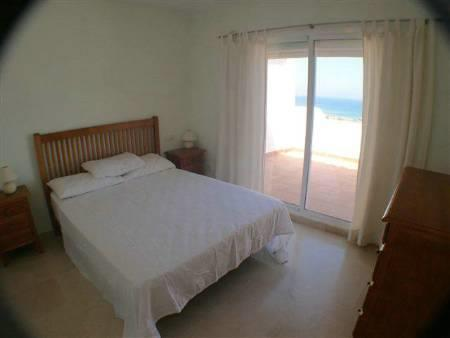 Master bedroom and 2nd sea view terrace