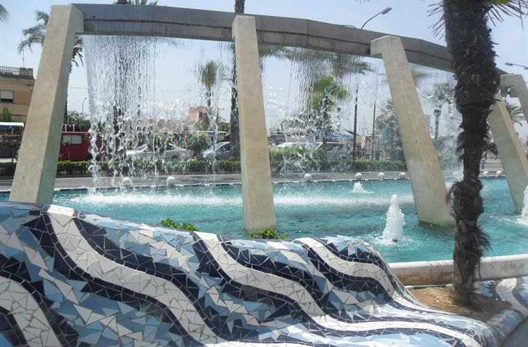 Torrevieja Fountain
