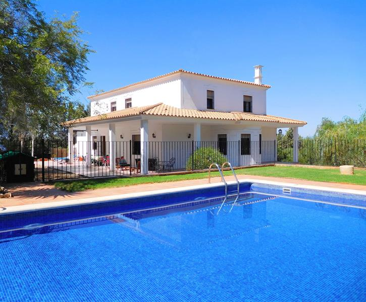 Casa La Sierrecilla, a lovely family-friendly villa in Andalucia