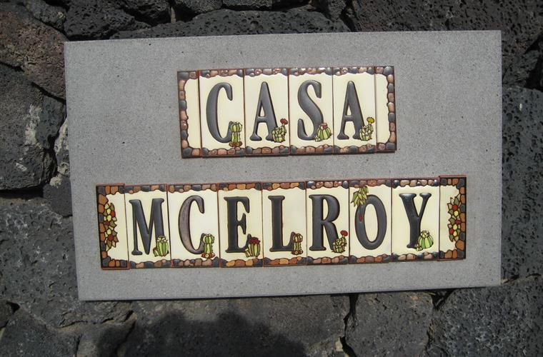 Casa McElroy - your holiday destination