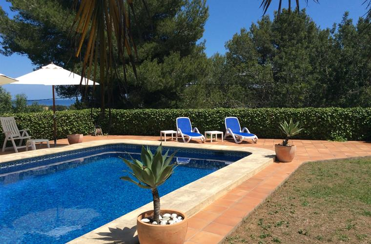 Holiday Villa For Rent In Javea Arenal Javea Vacation Villa