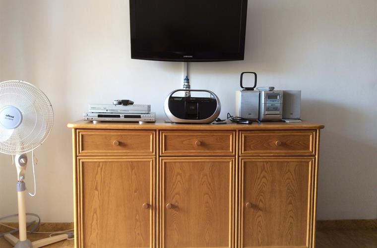 TV and audio equipment