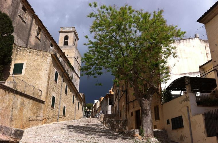 Streets of Pollensa