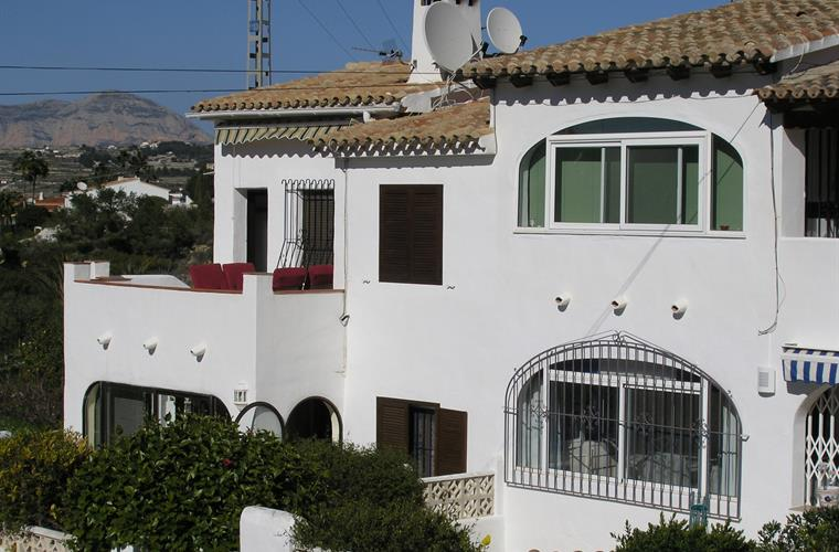 Apartment in 'Complejo Aries'