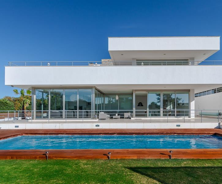 Villa Artea luxury family villa in Sotogrande