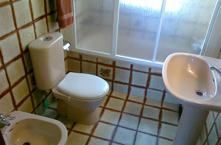 Bathroom ( First Floor )