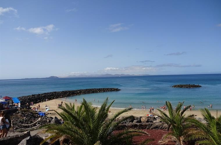 The lovely Dorada Beach