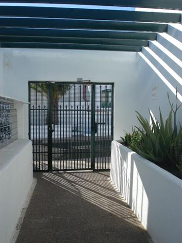 Secured Gated Entrance