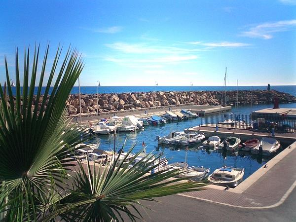 Harbour at Villaricos