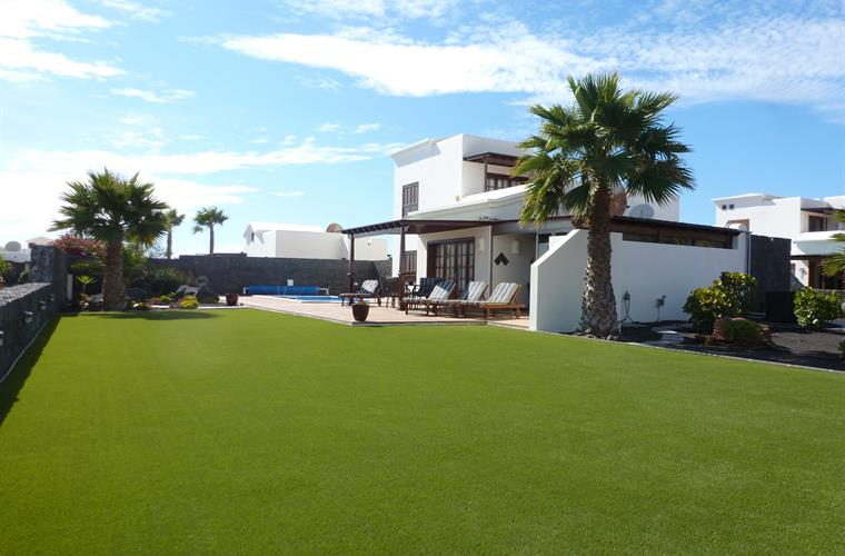 Villa Mayo with beautiful landscaped gardens